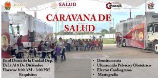 Caravana de la Salud en Catazajá